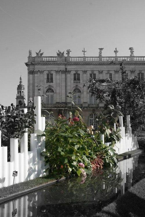 Ville de Nancy Les jardins éphémères